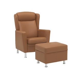 Relaxation is key in our soft and comfortable chairs